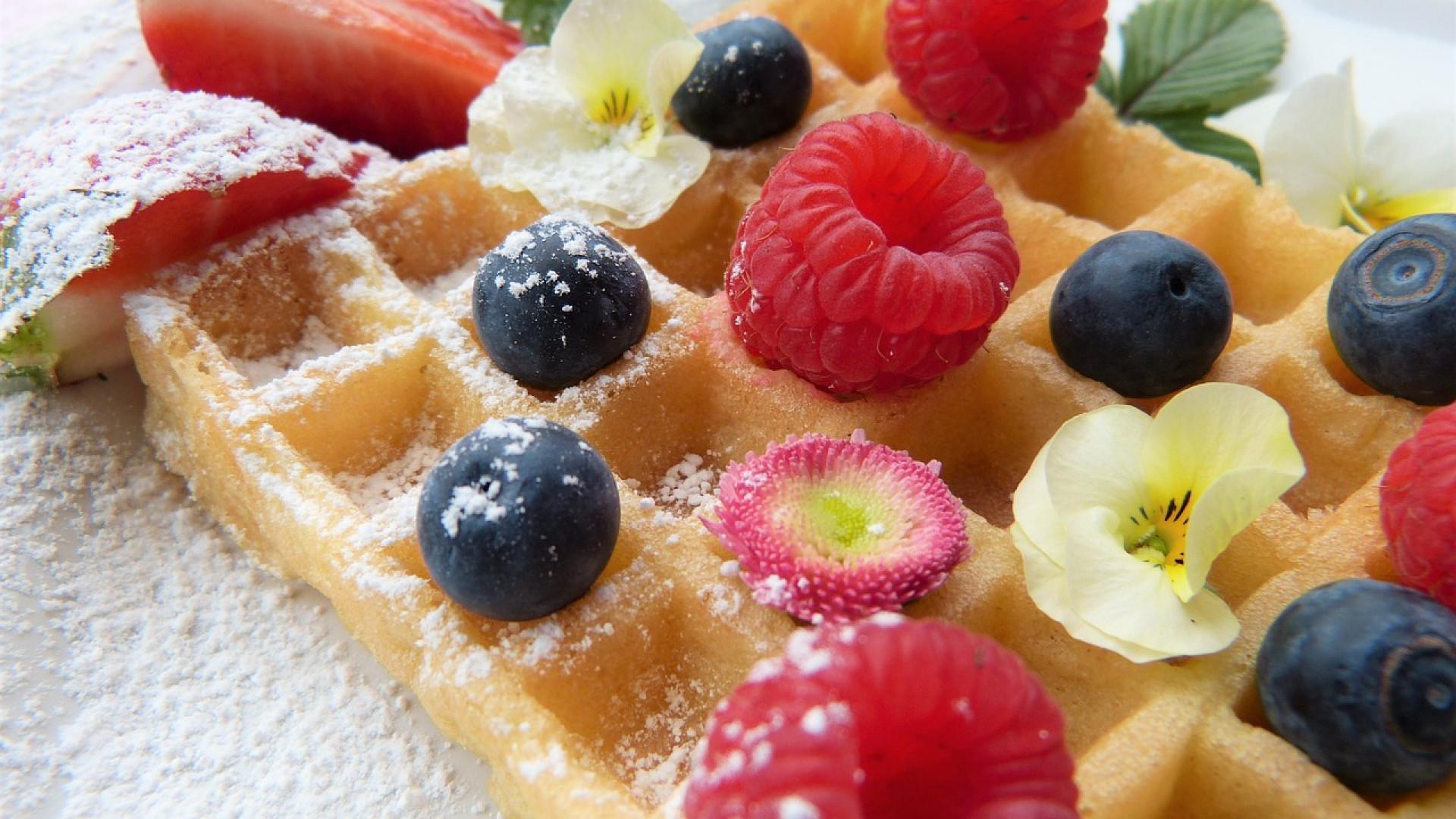 gaufre-fruit